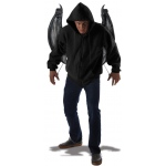 California Costumes Wicked Adult Wings (3ft)