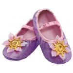 Disguise Disney Princess Rapunzel Toddler Slippers One-Size