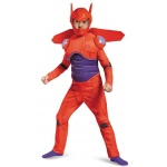 Big Hero 6: Baymax Deluxe Muscle Child Costume - Small (4-6)