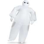 Disguise Big Hero 6: White Baymax Inflatable Adult Costume Standard One-Size