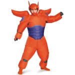 Disguise Big Hero 6: Red Baymax Inflatable Child Costume One-Size