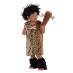 Cave Baby Boy Child Costume: Brown, X-Small, Everyday, Male, Child