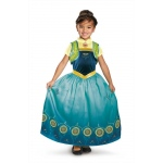 Anna Frozen Fever Deluxe Child Costume - Medium
