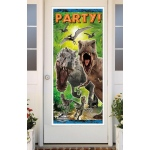 Unique Industries, Inc. Jurassic World Door Cover
