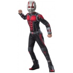 Ant Man Deluxe Child Costume: Red, Small, Everyday, Male, Child