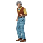 Grandpa Adult Costume: One-Size, Everyday, Male, Adult