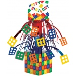 Creative Converting Building Block Party Cascade Centerpiece