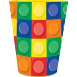 Creative Converting Building Block Party Favor Cup