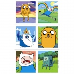 Hallmark Adventure Time Sticker Sheets
