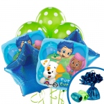 Birthday Express Bubble Guppies Balloon Bouquet