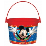 Disney Mickey Mouse Favor Bucket: Birthday