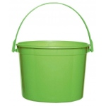 Amscan Kiwi Green Favor Bucket Green