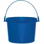 Amscan Royal Blue Favor Bucket Blue