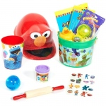 Birthday Express Sesame Street Filled Party Favor Bucket