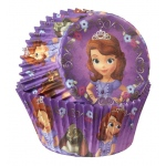WILTON Disney Junior Sofia the First Baking Cups (50)