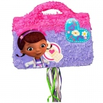Disney Junior Doc McStuffins Doctor Bag 3D Pull-String Pinata: Birthday
