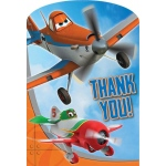 Disney Planes Thank You Notes: