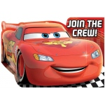 Amscan Disney Cars Dream Party Invitations