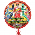 Power Rangers Dino Charge Foil Balloon: Birthday