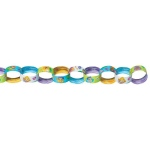 Amscan Bubble Guppies Chain Link Garland