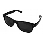 BuySeasons Black Sunglasses Black