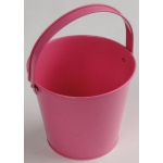 US Toy Metal Bucket - Pink Pink