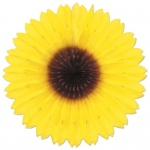 Sunflower Fan: Birthday