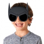 H2W Batman Mask Sunglasses Black