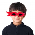 H2W Teenage Mutant Ninja Turtles Raphael Bandana Sunglasses Red