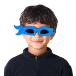 H2W Teenage Mutant Ninja Turtles Leonardo Bandana Sunglasses Blue