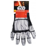 Star Wars Episode VII - Captain Phasma Gloves For Women: One-Size, Everyday, Female, Adult