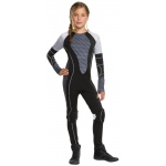The Hunger Games: The Hunger Games: Tween Catching Fire Katniss Costume - Small