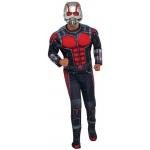 Ant Man Deluxe Adult Costume: One-Size, Everyday, Male, Adult