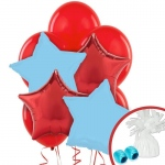 Birthday Express Alice in Wonderland Balloon Bouquet