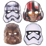 Amscan Star Wars VII Paper Masks