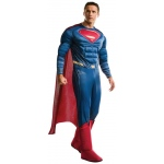 Rubie's Costumes Batman v Superman: Dawn of Justice - Deluxe Adult Superman Costume One-Size