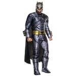 Rubie's Costumes Batman v Superman: Dawn of Justice - Mens Deluxe Armored Batman Costume One-Size