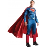 Rubie's Costumes Batman v Superman: Dawn of Justice - Mens Grand Heritage Superman Costume One-Size