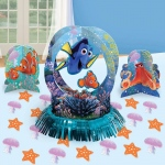 Finding Dory Table Decorating Kit: Multi-colored, Birthday
