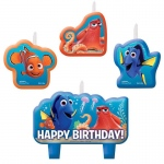 Amscan Finding Dory Birthday Candle Set