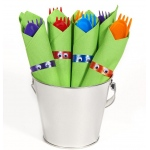 BuySeasons Teenage Mutant Ninja Turtles Filled Party Favor Bucket