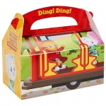 Daniel Tiger's Neighborhood - Empty Favor Boxes (4): Multi-colored, Birthday