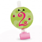 Birthday Express Ladybugs: Oh So Sweet 2nd Birthday Blowouts