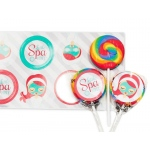 Birthday Express Little Spa Party Lollipop Favor Kit