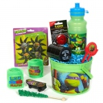 Birthday Express Teenage Mutant Ninja Turtles Filled Party Favor Bucket
