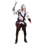 Assassin's Creed: Connor Classic Adult Costume L: Large, Everyday, Adult