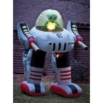 Alien Robot 8' Airblown: Everyday