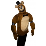 Rubie's Costumes Five Nights at Freddys: Freddy Teen Costume Small