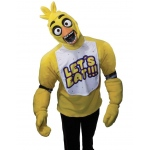 Rubie's Costumes Five Nights at Freddys: Chica Teen Costume Small