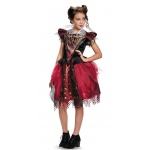 Alice Through the Looking Glass: Red Queen Tween Costume XL: X-Large, Everyday, Child